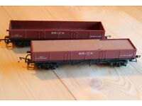 Hornby OO gauge wagons