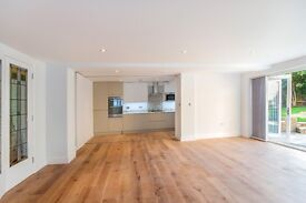 Brand New Beautiful GARDEN flatTHREE bedroom THREE bathroom in Queens Park NW6 £740PW