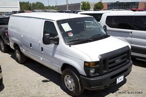 2013 Ford E-250 BUILT-IN REFRIGERATION SYSTEM