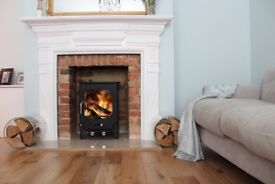 SALTFIRE ST-X4 DEFRA APPROVED MULTIFUEL STOVE