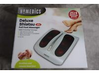 deluxe shiatsu foot massager