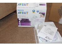 Philips AVENT Comfort Single Electric Breast Pump - UK 3pin Plug, BOXED, USED ONCE Bagshot