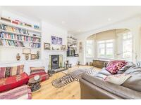 A stunning four bedroom period house close to the station on Foulser Road - £2800pcm