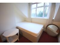 ALL BILLS INCLUDED - ROOM TO RENT IN STAINES near to ashford heathrow airport sunbury feltham