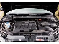 Audi A3 S-Line Black Edition 2008