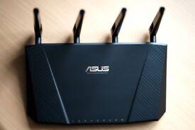 ASUS Dual-band Gigabit Router RT-AC87U Wireless-AC2400
