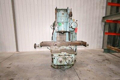 11925 Cincinnati No. 2 Vertical Mill 65 X 16