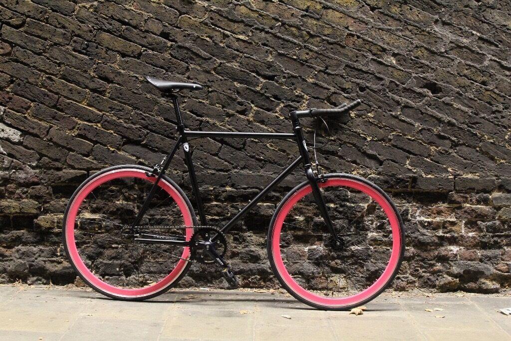 Christmas SALE ! GOKU Steel Frame Single speed road bike TRACK bike fixed gear r3ec