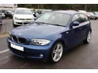 2009 BMW 120d M Sport 5 Door Hatchback - 6 Speed Manual