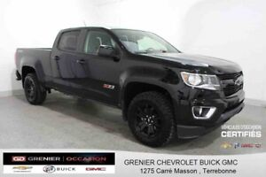 2017 Chevrolet COLORADO 4WD CREW CAB Z71 EDITION MIDNIGHT *GPS C