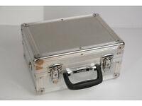 Helios Aluminium camera case.