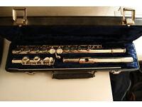 Flute, second hand beginner instrument
