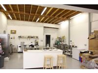 Commercial Kitchen space available for short term hire (possibly long term)