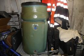 COPPER CYLINDER HOT WATER TANK (BRAND NEW)