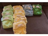 Bumgenius Pocket Cloth Nappy Bundle