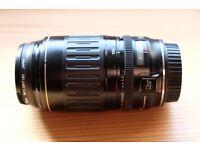 Canon EF 100-300mm F4.5- 5.6 Auto focus lens