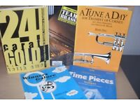5 Music Books for Brass Instruments
