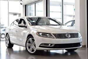 2017 Volkswagen CC Wolfsburg Edition / Location $499/mois