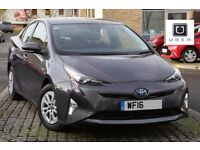 PCO RENT HIRE - NEW SHAPE TOYOTA PRIUS | ** CHEAP RENT & UBER READY**