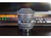 Sigma AF 12-24mm f/4.5-5.6 EX DG HSM Nikon