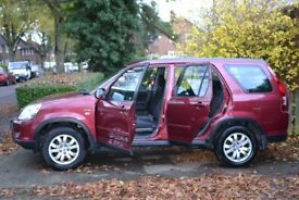 For sale is my Honda CRV VTEC SPORT AUTO 2.0L model in fantastic Honda Ruby RED Perl