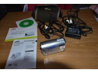 JVC Everio Camcorder with SD Card