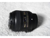 ***SOLD*** Nikkor 40mm micro lens for Nikon DX cameras