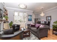 A spacious and stunning 2 bedroom & 2 bathroom ground floor flat. Trouville Road, Clapham, SW4