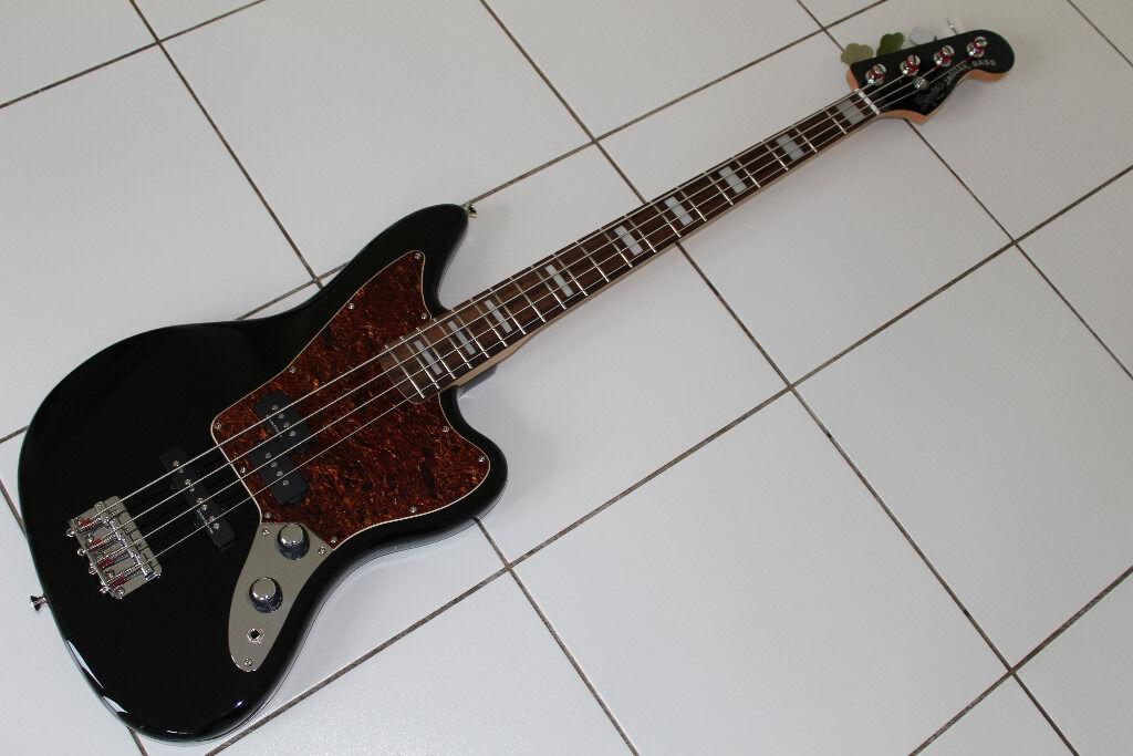 fender squier vintage modified jaguar bass guitar 34. Black Bedroom Furniture Sets. Home Design Ideas