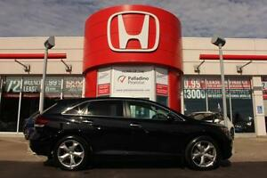 2013 Toyota Venza NAV+ LEATHER+ BACKUP CAM+ SUNROOF & MORE!