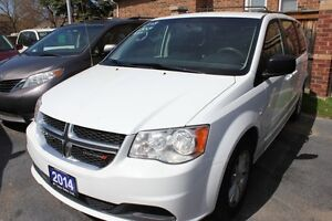 2014 Dodge Grand Caravan SXT Power Doors Stow & Go