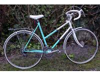Ladies Raleigh Impulse 10-speed 1980's classic road bike