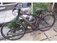 Bicycle Specialized Crosstrail Bike Bicycle SPECIALIZED CROSSTRAIL SPORT HYBRID BIKE