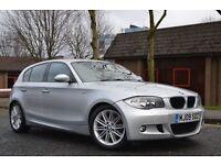 ✅wow✅ 2009 BMW 118d M sport £30 year tax full service history year mot 2keys hpi clear Vosa verified