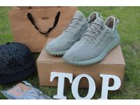 All SIZE Brand New Yeezy 350 Adidas Moonrock Ttainers Boost Original with Box