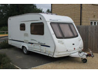 Sterling Windward 460 2005 2 Berth Caravan. Full Service History, immaculate, lots of Extras.