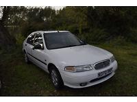 Rover 400, '96, 5-door hatchback, MOT till Sept '17, AUTOMATIC, £400