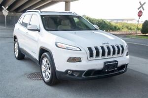 2015 Jeep Cherokee Limited Coquitlam Location - 604-298-6161