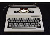 Vintage 70's Challenger Typewriter