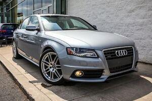 2012 Audi A4 2.0T Premium S-Line Drive select ! * 103$ / SEM *