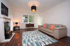 2 Bed Stylish FURNISHED Apartment, Dalbeth Rd with Private South Facing Balcony
