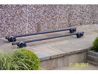 Halfords strong roof bars