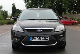 FORD FOCUS TITANIUM 1.6 5dr 2008 PETROL FULL SERVICE HISTORY OPEN OFFER