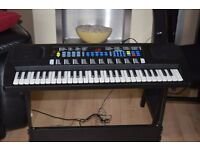 RECORD AND PLAY KIDS KEYBOARD 54 KEYS/STAND