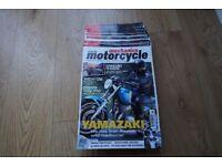 Classic Motorcycle Mechanic Magazines (box set from 2007)