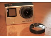 Gopro 4 black mint condition