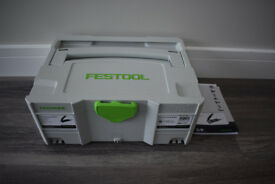 Festool OFK500 Trim Router, **Brand New** unused