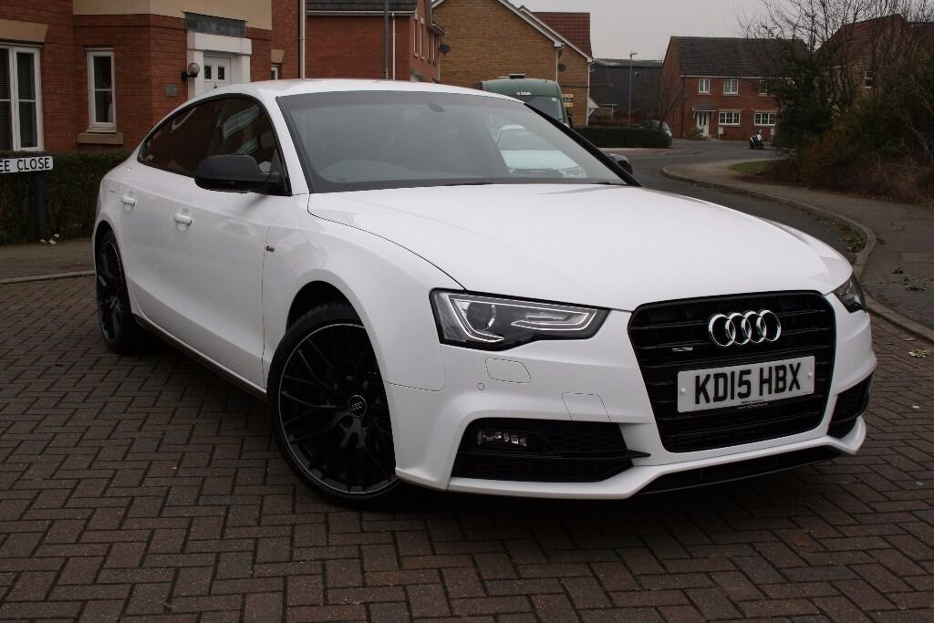 Audi A5 2 0tdi Quattro Black Edition Plus Stronic 5 Door
