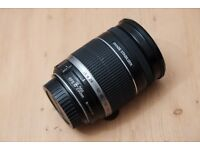 Canon EF-S IS 18-200mm F/3.5-5.6 IS EF-S zoom Lens