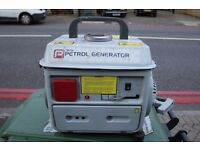 Petrol Generator. Nearly New *** Perfect Working Order *** Ready To Work